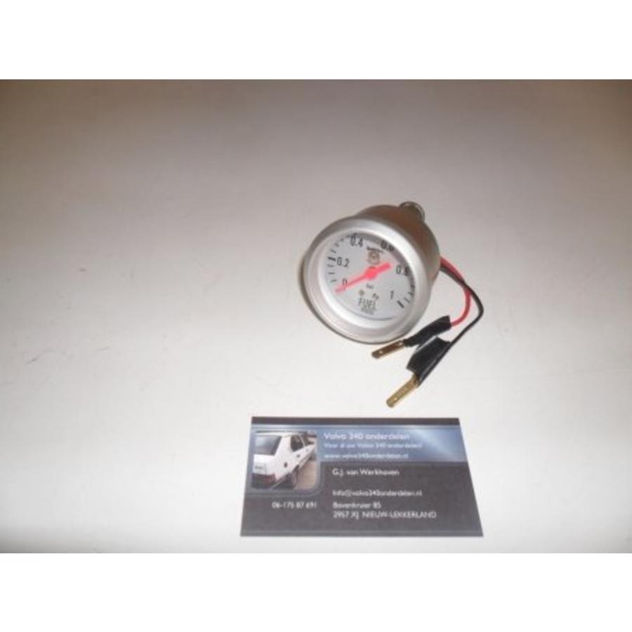Fuel press meter non-original