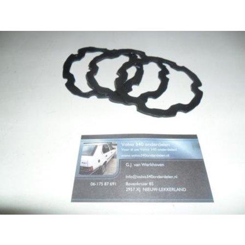 Gasket rubber wheel as seal 3293186 Volvo 300 Series