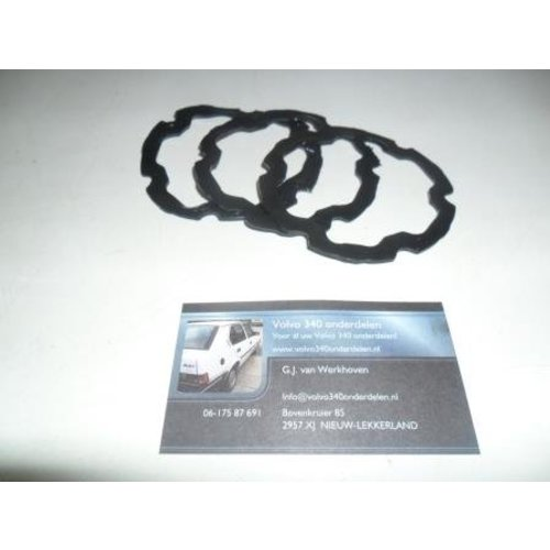 Pakking rubber wiel as afdichting 3293186 Volvo 300-serie