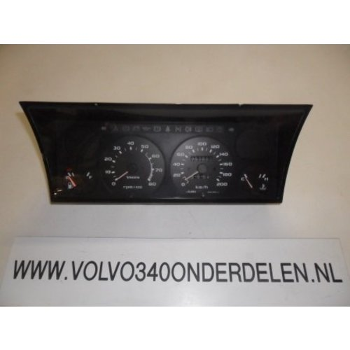 Tellerklok unit Smits 000352 Volvo 340, 360