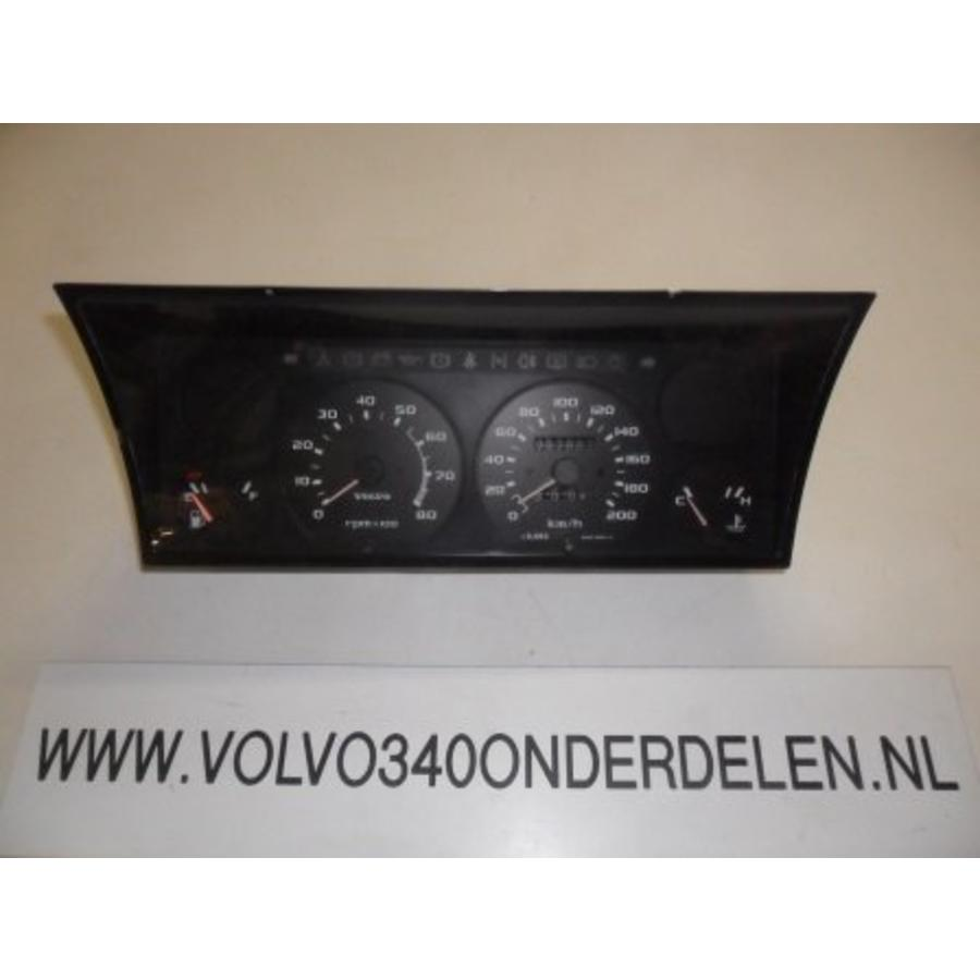Speedometer unit Smits 000352 Volvo 340