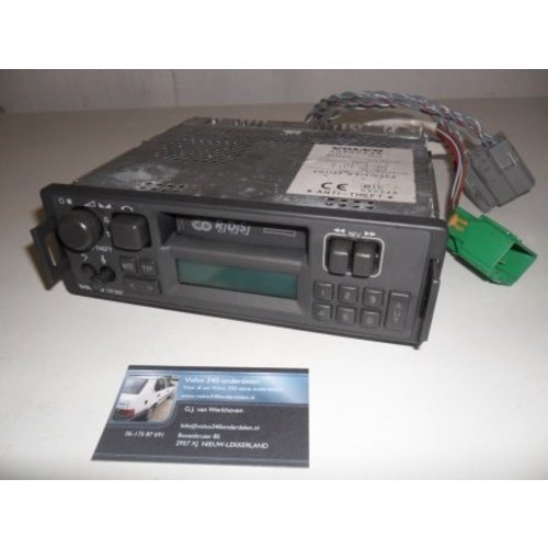 Radio cr-902 000346 original Volvo