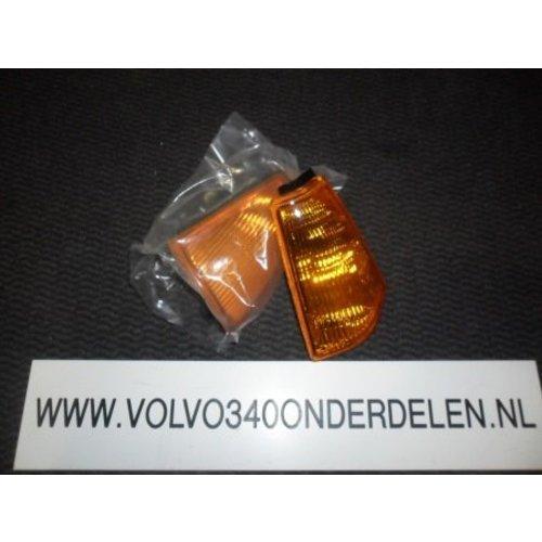 Knipperlicht vanaf 1980 L / R 3298064 / 3298065 NIEUW Volvo 340, 360