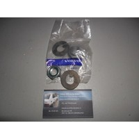 Lock washer + nut 3104006 new Volvo 300-serie