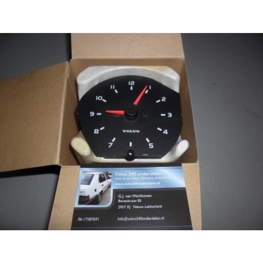 Clock hours tbv gauge unit VDO 3342333-6 new Volvo 340/360