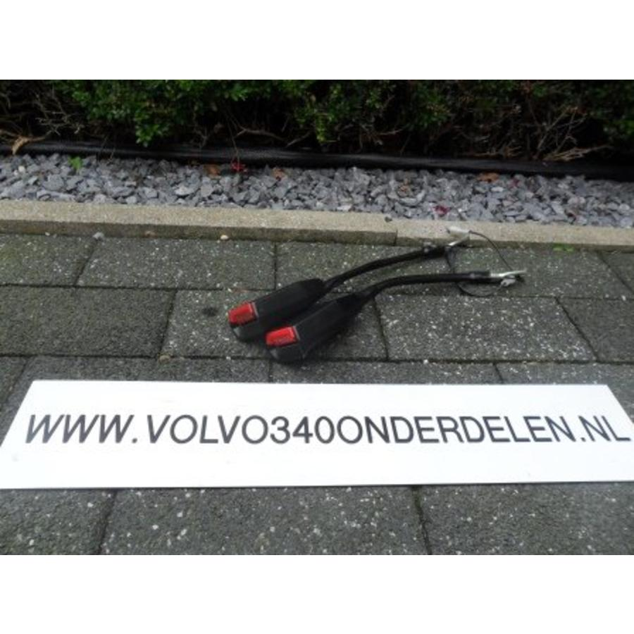 Belt lock 3296502 Volvo 340 / 360
