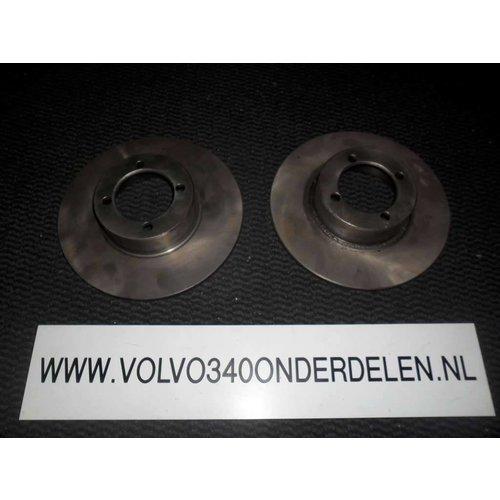 Brake disc 3280054 new Volvo 300-series