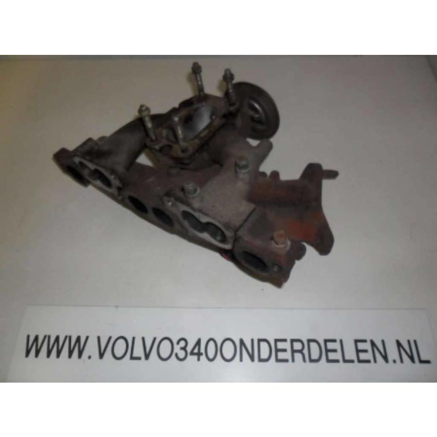 Exhaust manifold with pulsair system b14 engine Volvo 340