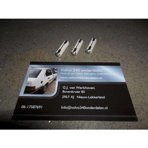 Zekering porselein 8 Amp NIEUW Volvo 300 serie