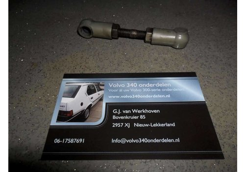 Throttle linkage weber carburettor Volvo 343,345,340
