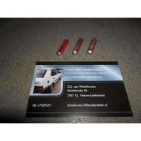 Fuse porcelain 40 amp new Volvo 300-series