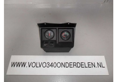Panel with extra meters and switches 3340010 NEW Volvo 340, 360
