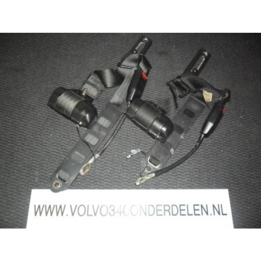 Side belt L / R height adjustable Volvo 343