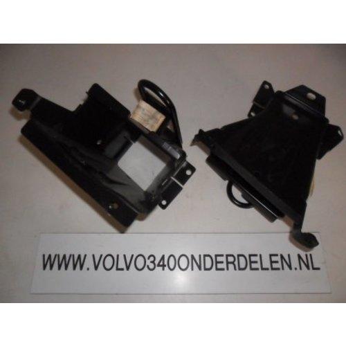 Bumpersteun kokerbalk vk rechts 3342287 vanaf ch.121000 NIEUW Volvo 340, 360