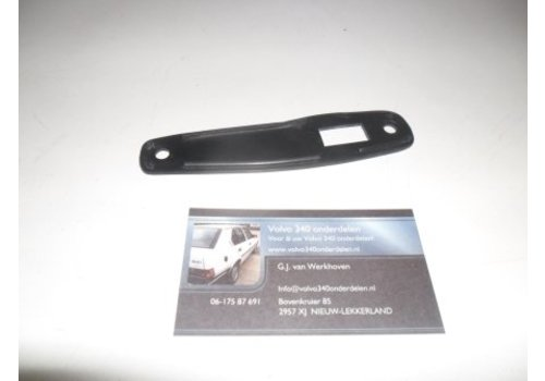 Rubber / seal mirror L / R old models Volvo 343