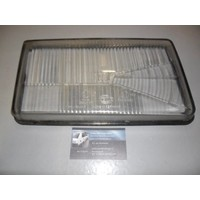 Beam glass L / R new Volvo 340/360