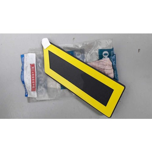Trim moulding RH 3433537-2 NEW Volvo 480