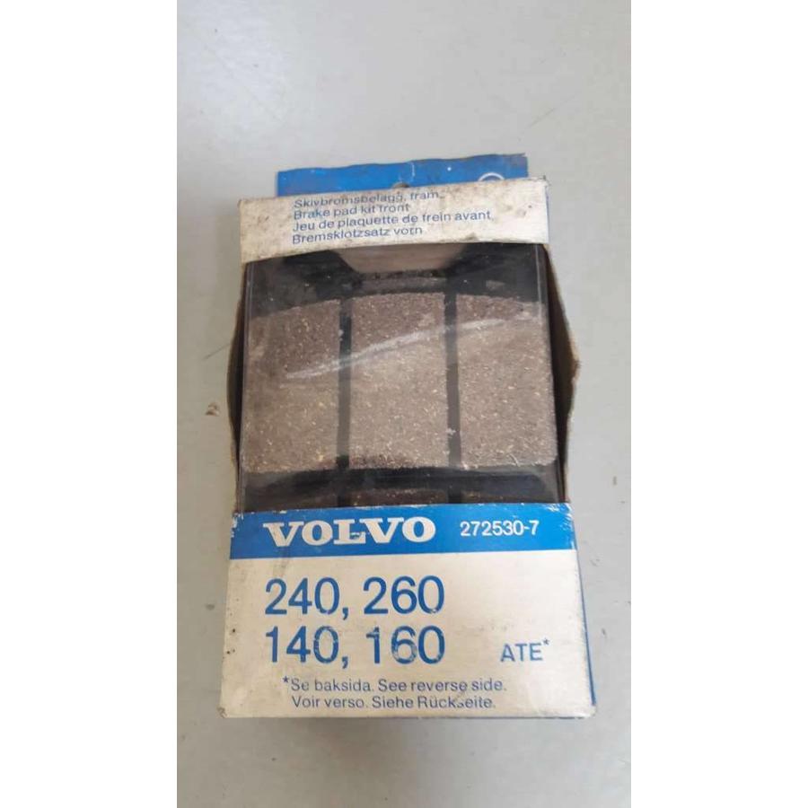 Remblok set VK 272530-7 NEW Volvo 240, 260