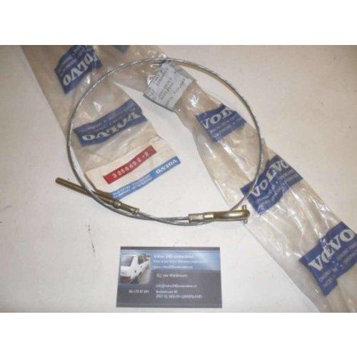 Handbrake cable front part 3266492-2 NEW Volvo 343, 345, 340