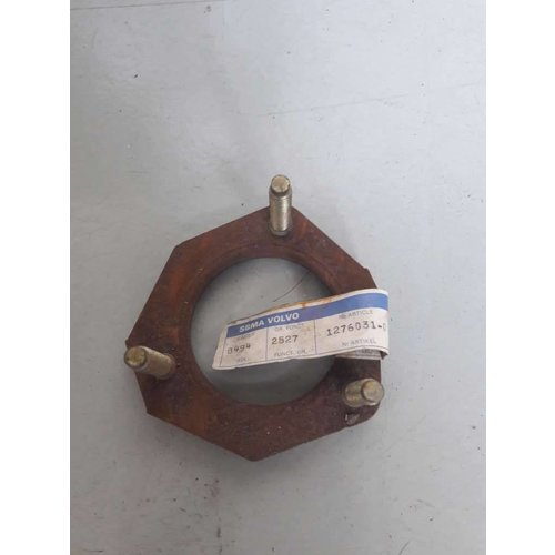 Exhaust flange 1276031 without turbo NEW Volvo 700, 900 series