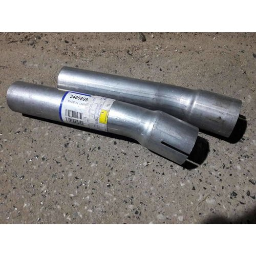 End pipe exhaust 3466699 NEW Volvo 460