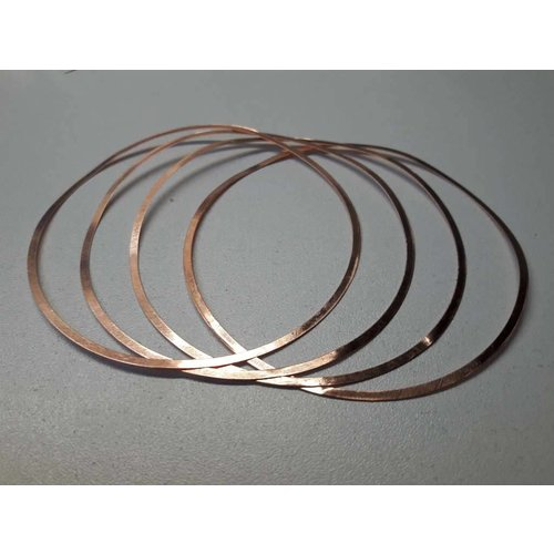 Ring cylinder gasket set copper 3267265 B14 engine NEW Volvo 340