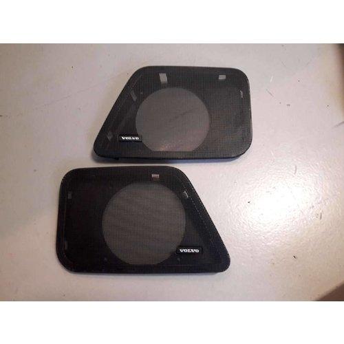 Speaker cap L + R front door 3462800 3462801 NEW Volvo 440, 460, 480
