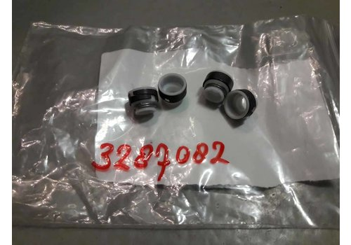 Valve rubber seal B14 engine 3287082 NEW Volvo 66, 343, 345, 340