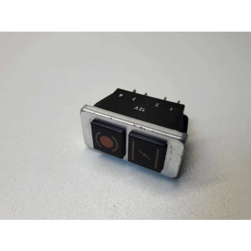 Controle lampjes shocke remsysteem 660038 DAF Volvo 66