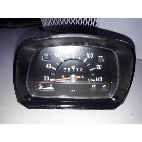 Clock set 660043 DAF Volvo 66