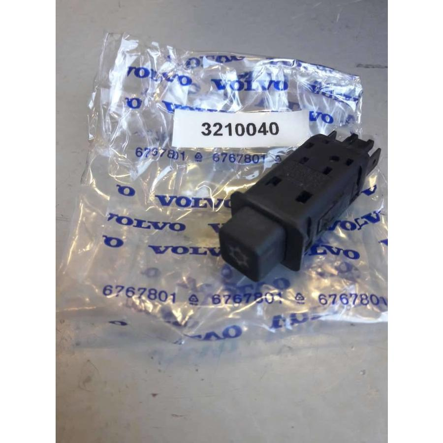 Air conditioning switch 3210040 from CH. 154580 NEW Volvo 340, 360