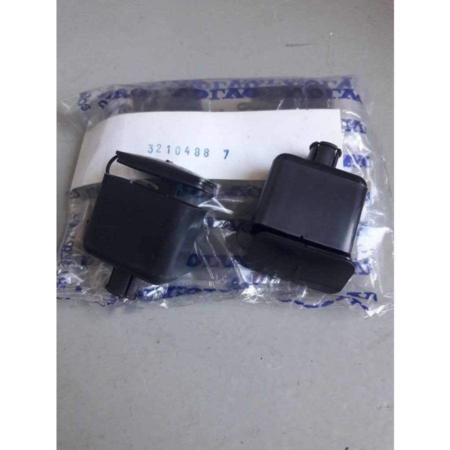 Venting plug / plastic tray transmission MT M45R / M47R 3210488 NEW Volvo 340, 360