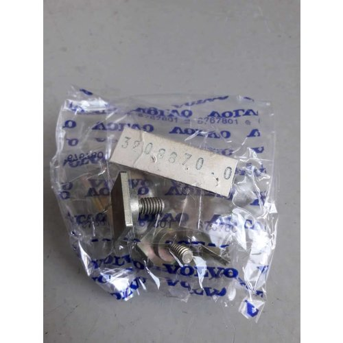 Bumper bolt 3208870 from CH.121000- NEW Volvo 340, 360