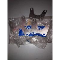 Exhaust bracket B172 / D16 / B19E / B200 engine 3296850 NEW Volvo 340, 360
