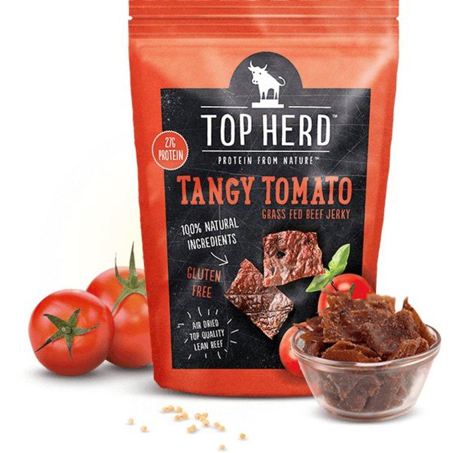 Top Herd Beef Jerky Tangy Tomato