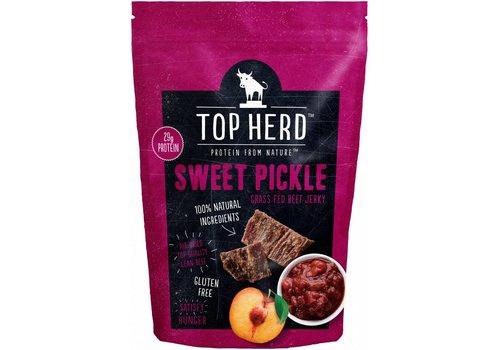 Top Herd Beef Jerky Sweet Pickle