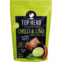 Top Herd Turkey Jerky Chilli & Lime