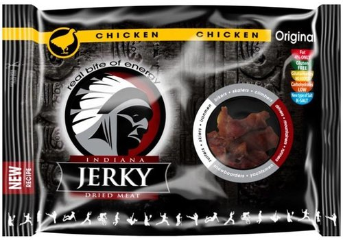 Indiana Chicken Jerky Original