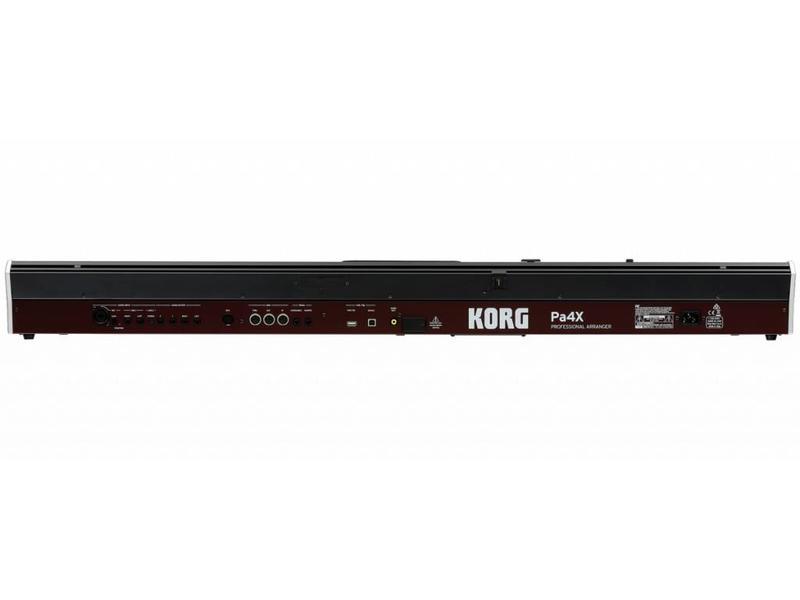 KORG Korg PA4X 61 toetsen Proffesional Arranger Keyboard