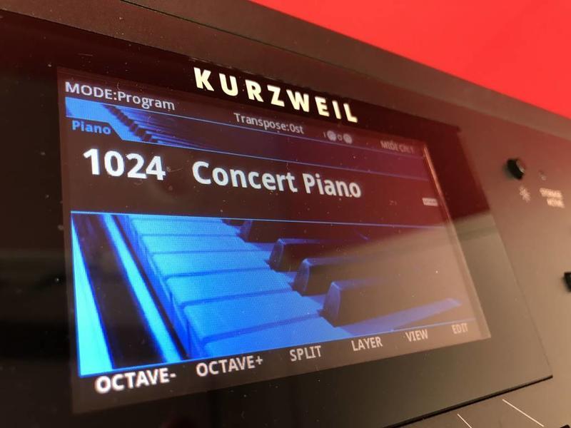 Kurzweil Kurzweil Forte 7 (B-stock)