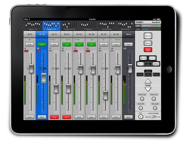 QSC QSC Touchmix 16