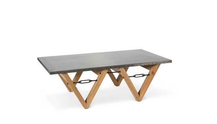 Bix salontafel (zinc)