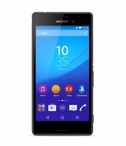 Sony Xperia M4 zwart