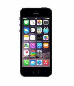 Apple iPhone 5S zwart