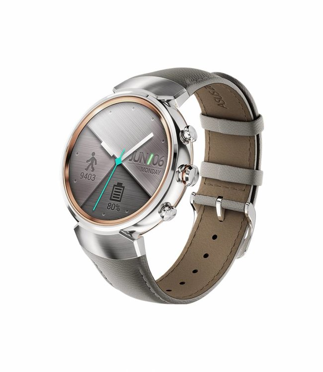 Asus Asus Zenwatch 3 Silver