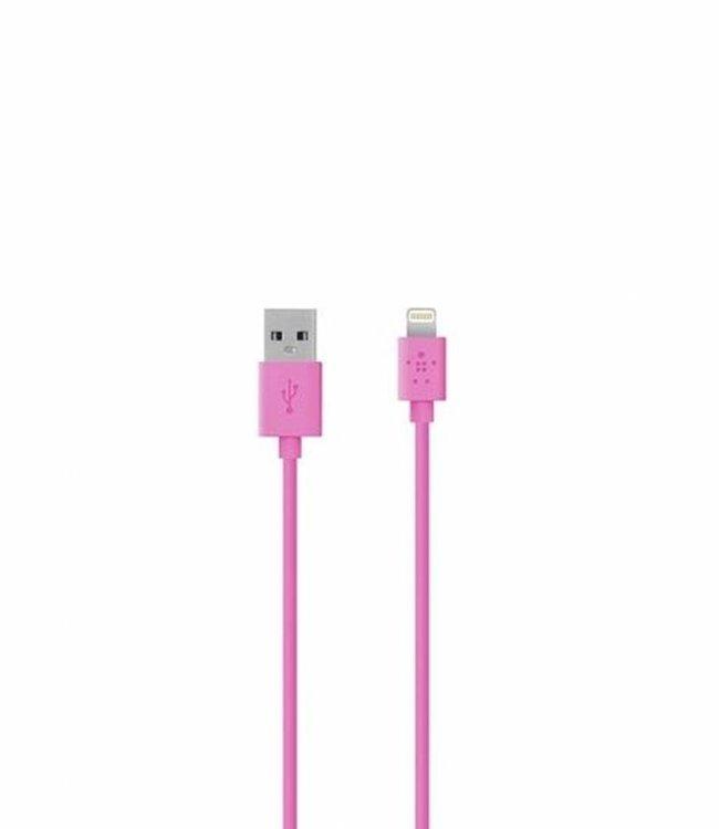 Belkin Belkin Lightning USB Cable Pink