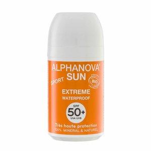 Alphanova Sun Bio Zonnebrandcreme Sport SPF50