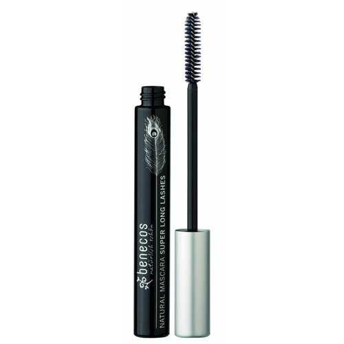 Benecos Natuurlijke Mascara Super Long Lashes - Carbon Black