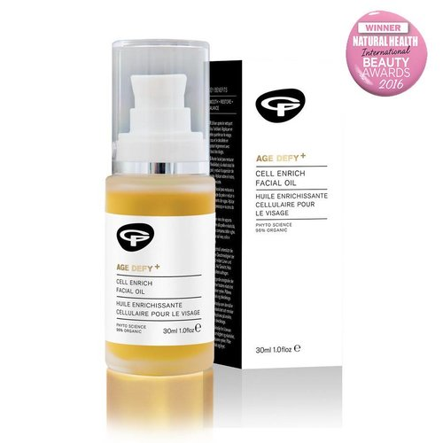Green People Age Defy Cell Enrich Facial Oil (Anti-Age)