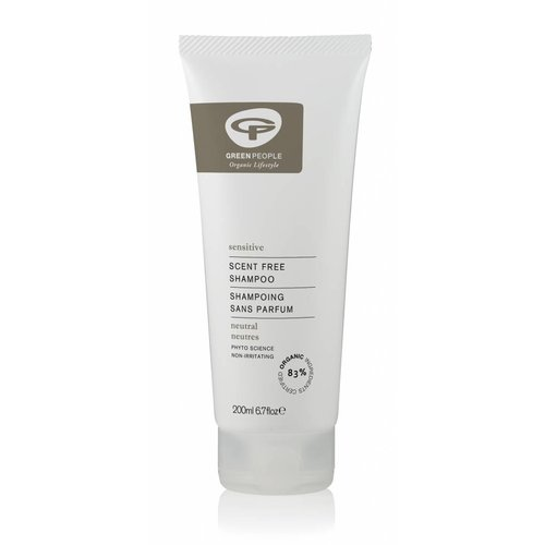 Green People Parfumvrije Shampoo